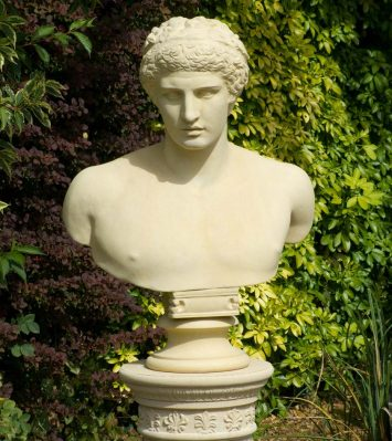 Antinous bust