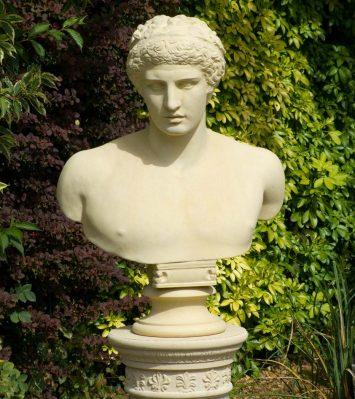 Antinous bust