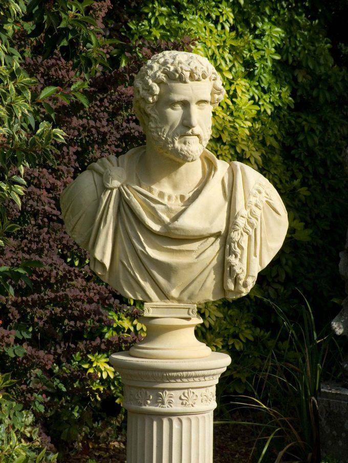 Antoninus Pius bust