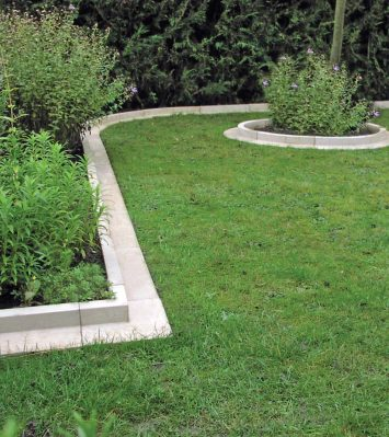 Arcadian Straight Lawn Edging - Pack of 20