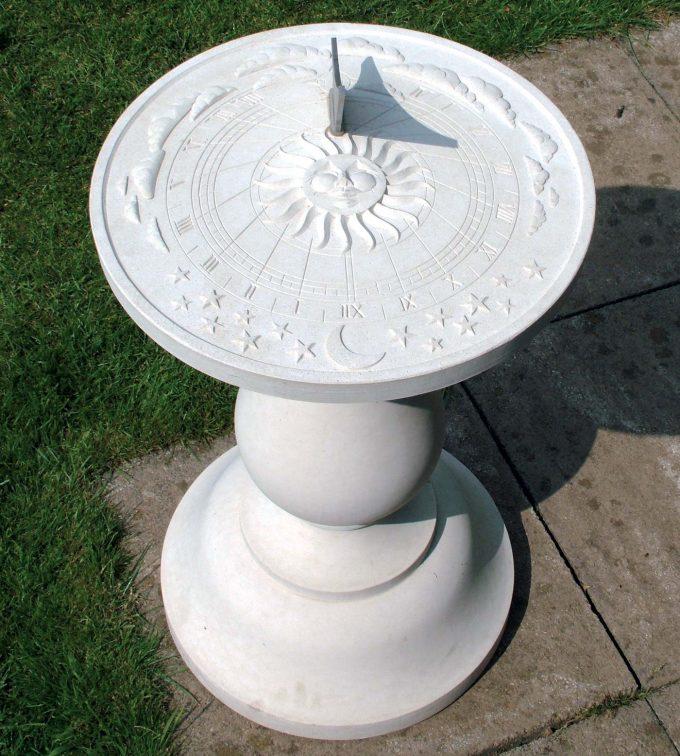 Arcadian Sundial
