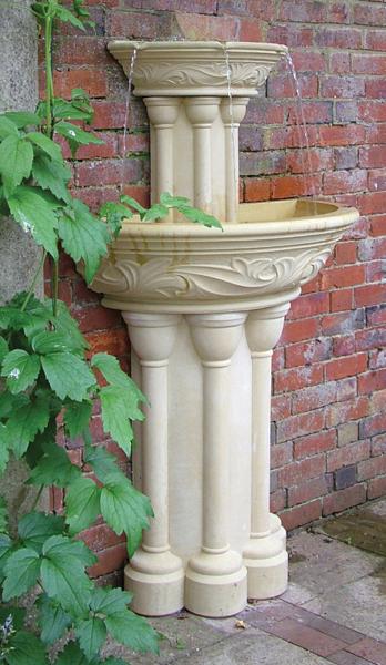 Bayeux Wall Fountain