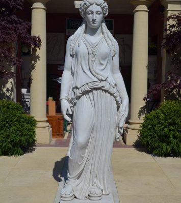 Soane Caryatid Statue