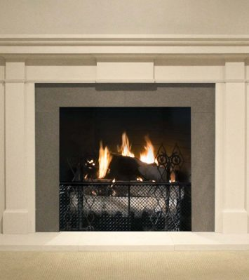Classic Fireplace (USA Only)