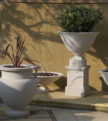 Cast Stone Planters Haddonstone Usa
