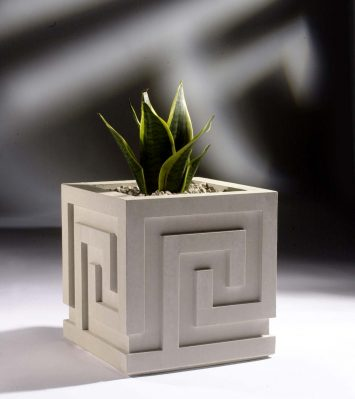 Small Key Planter