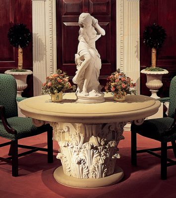 Large Corinthian Table