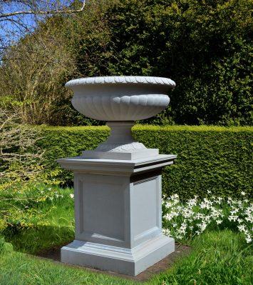 Large Fontainebleau Urn