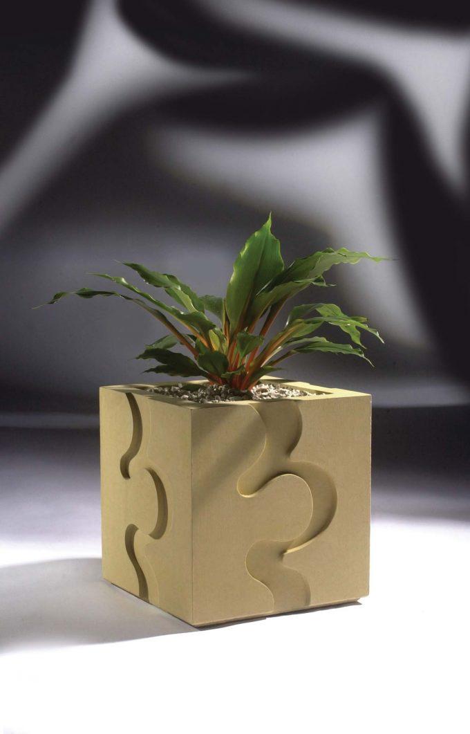 Puzzle Planter