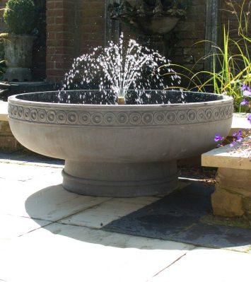 Romanesque Fountain