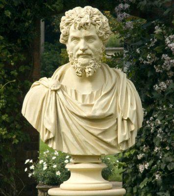 Septimius Severus bust
