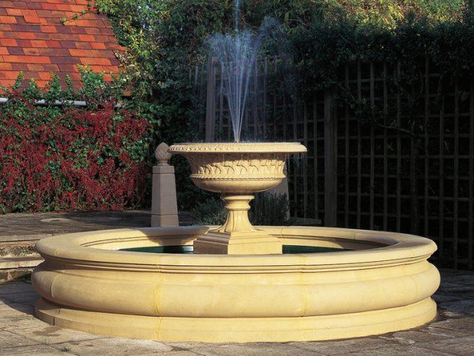 Roman Small Pool