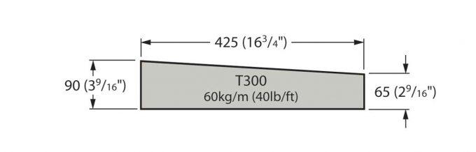T300 Cast Stone Coping