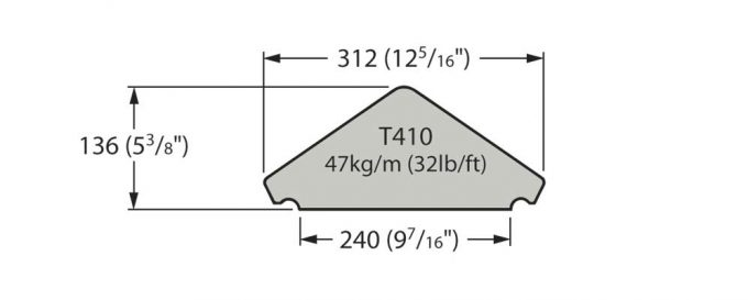 T410 Cast Stone Coping