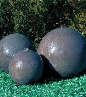 Triple Ball Fountain