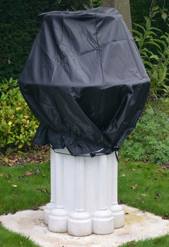 Luxury Fountain Protection Cover - Medium