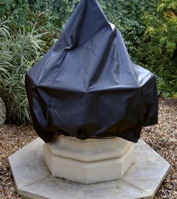 Luxury Fountain Protection Cover - Small