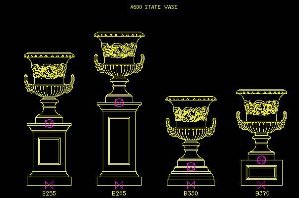 State Vase (without handles)