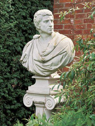 Brutus bust