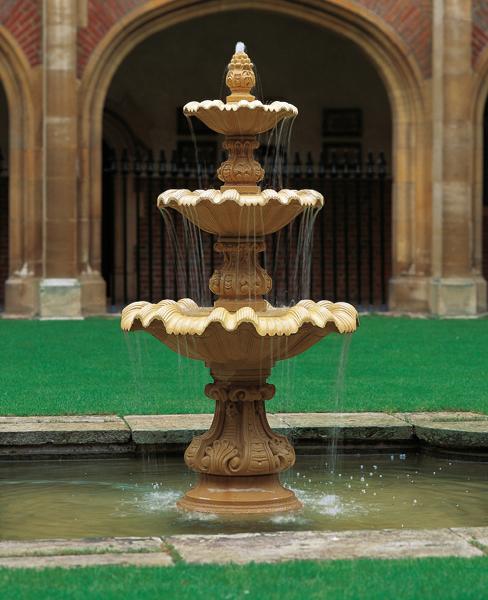 Eton College Fountain