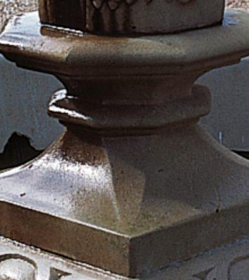 Lion Fountain Base
