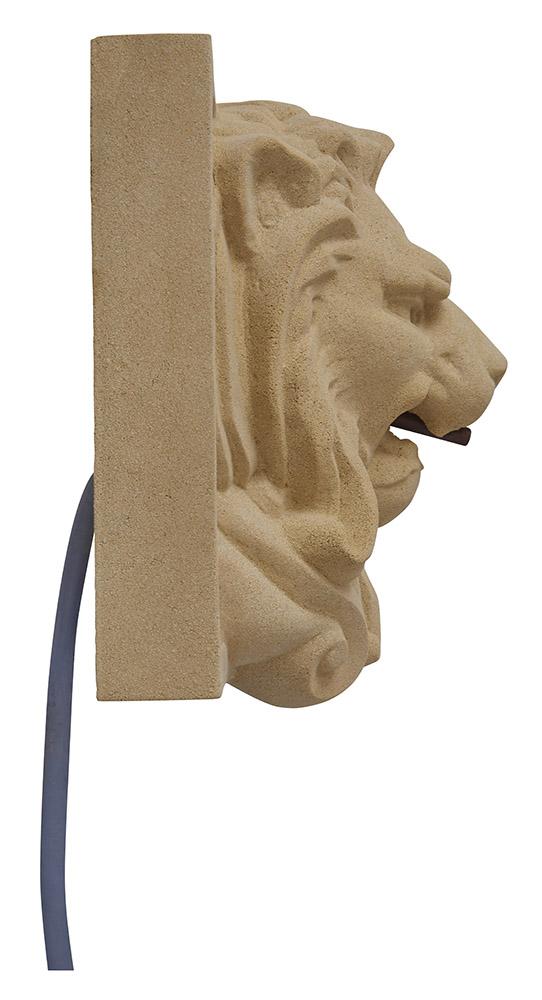 Lion Wall Fountain