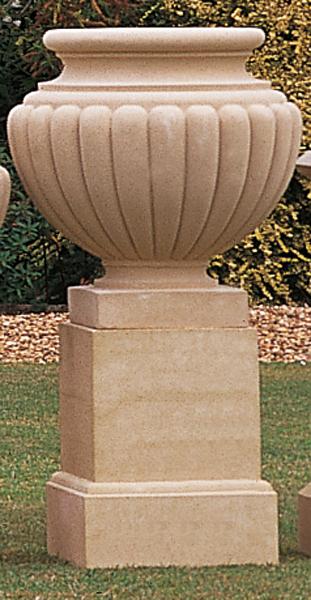 Large Regency Pedestal