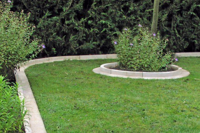 Arcadian Lawn Edging Internal Curve Radius 1000mm