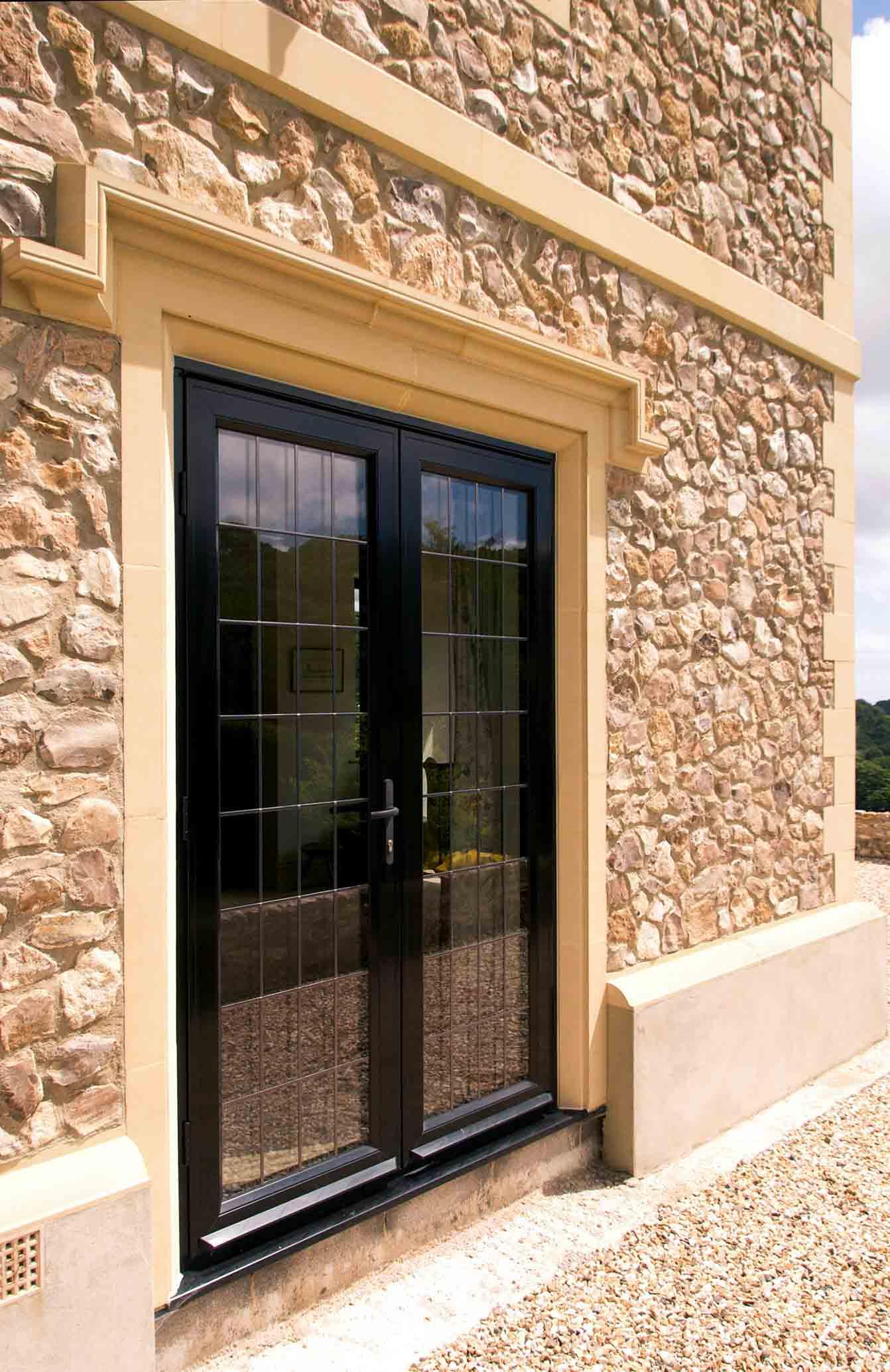 Cast Stone Door Surrounds Haddonstone Usa