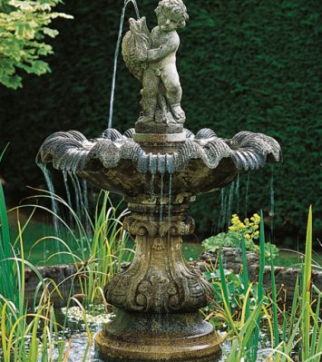 Neapolitan Fountain