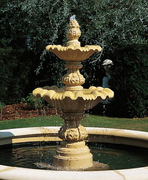 Neapolitan Small Double Fountain