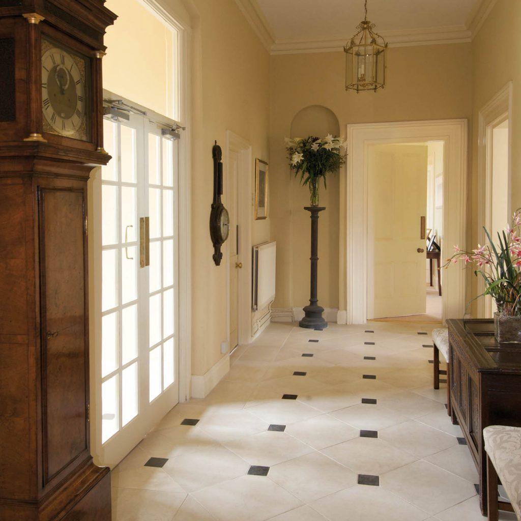 cast stone orangery floor tiles