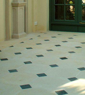 Orangery Flooring