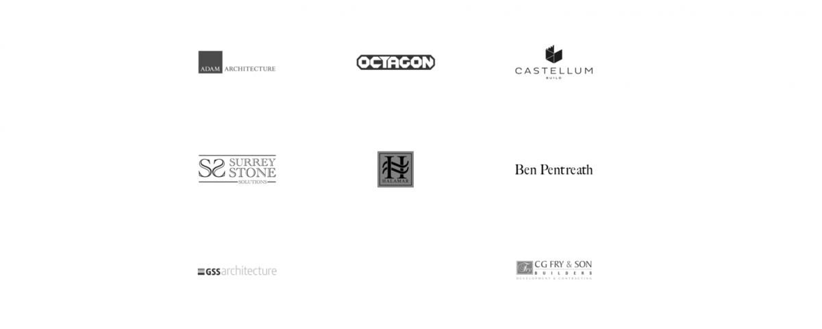 Haddonstone proudly works with the following organisations