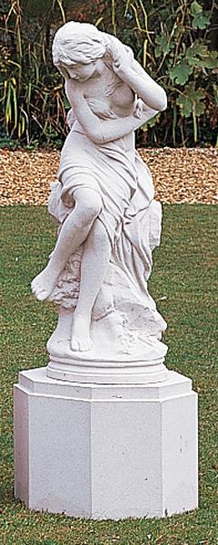 Small Octagonal Pedestal