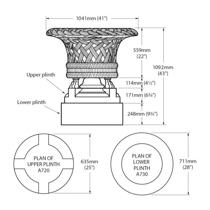 Lower Plinth