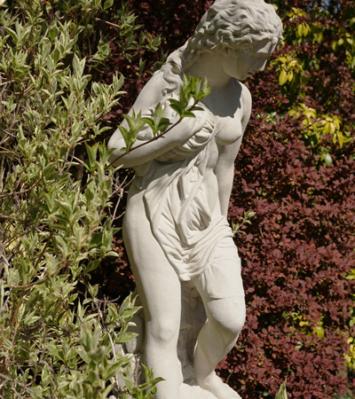 Andromeda Statue