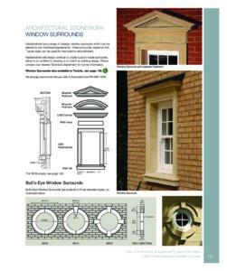 Window-Surrounds
