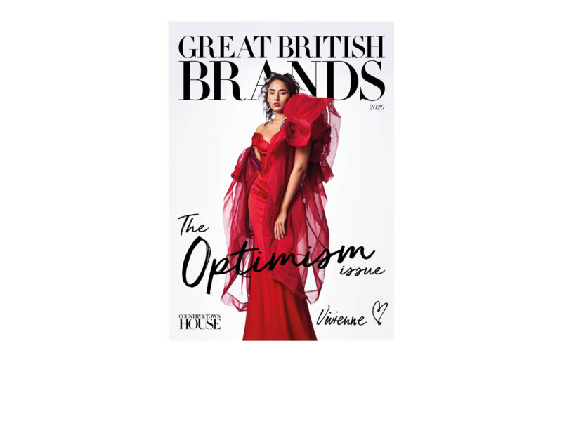 Country and Town House Great British Brands Front Cover