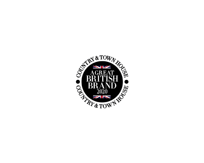Great British Brands 2020 logo