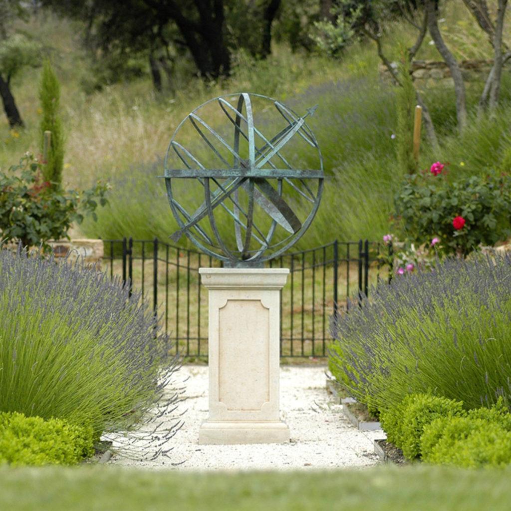 david harber armillary sundial