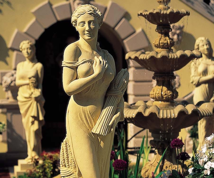 Summer Statue