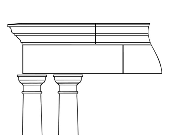 Portico E