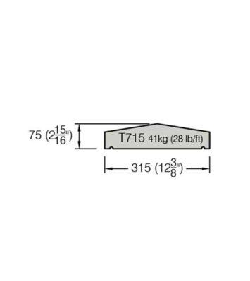 T715 Copings
