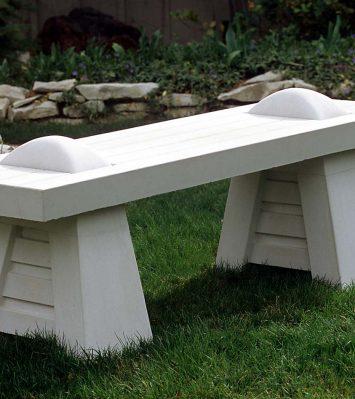 Highland Park Bench