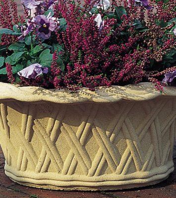 Plaited Basket