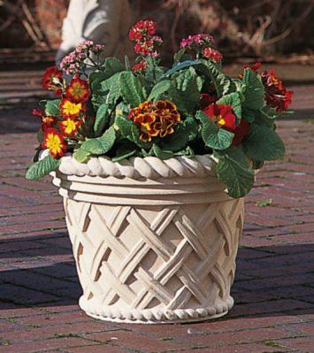 Small Tudor Jardiniere