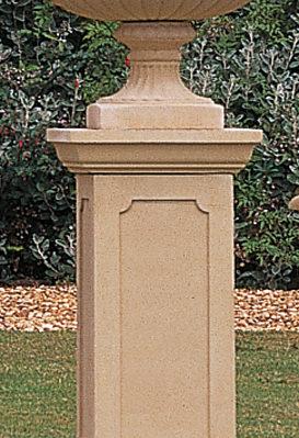 31 inch Elizabethan Plinth