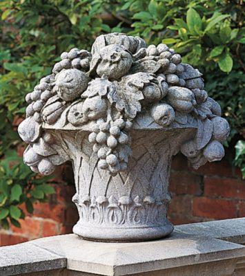 Large Basket of Fruit