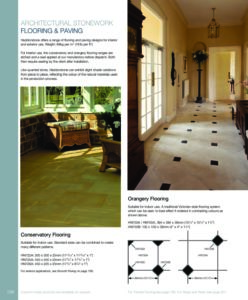 Step Treads and Paving